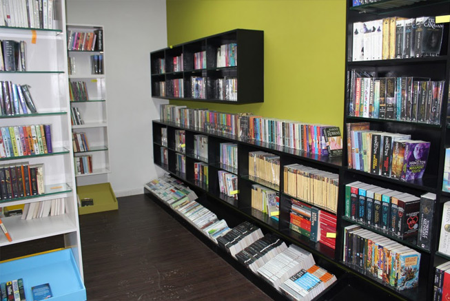 JustBooks – Thane