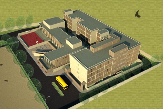 Euroschool – Jodhpur II