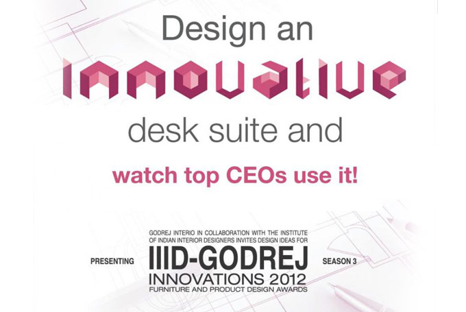 IIID-Godrej Innovation Awards 2012